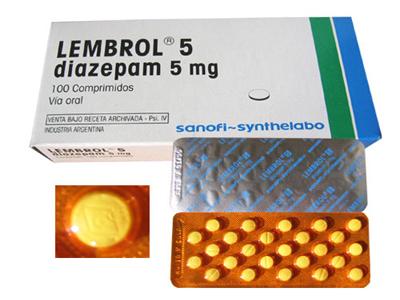 Diazepam - Thuốc giải lo âu và gây ngủ