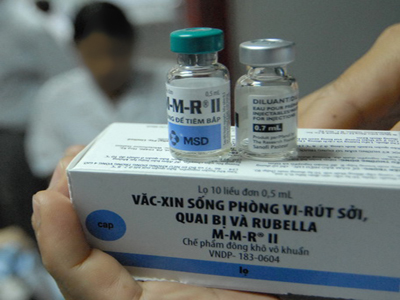 Kết quả hình ảnh cho vacxin  sởi, quai bị, rubella