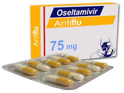 Oseltamivir - Bệnh cúm