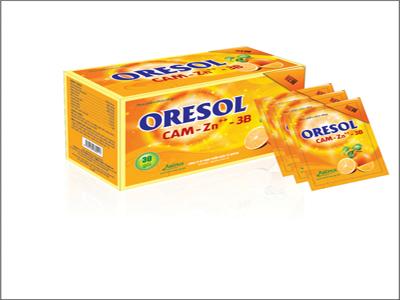 Thuốc uống bù nước và điện giải ORS (Oresol)