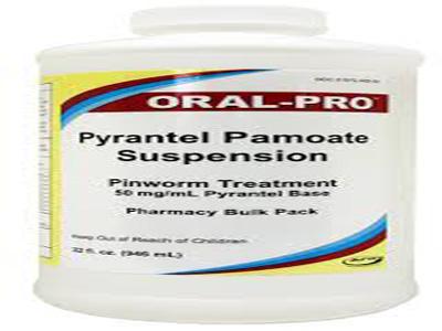 Pyrantel - Nhiễm giun tròn đường ruột