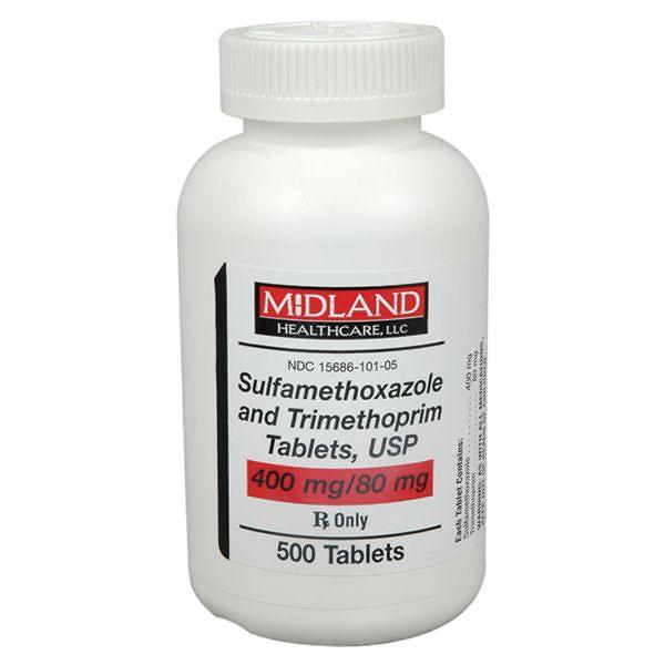 Sulfamethoxazol + Trimethoprim (Co-trimoxazol)