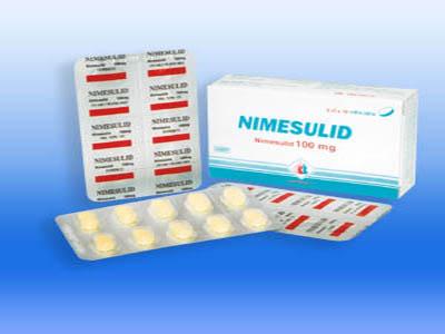 Nimesulid - Thuốc chống viêm không steroid (NSAID)