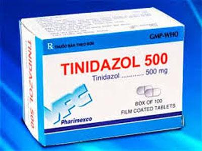 tinidazol---khang-sinh-nhom-metronidazol.