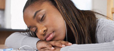 Lời khuyên giấc ngủ cho thanh thiếu niên