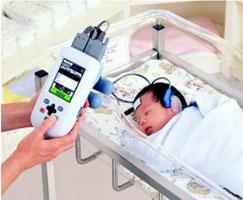 Sàng lọc khiếm thính ở trẻ sơ sinh bằng đo đáp ứng thính lực thân não