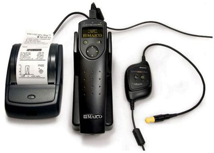 Máy đo âm ốc tai (OAE)