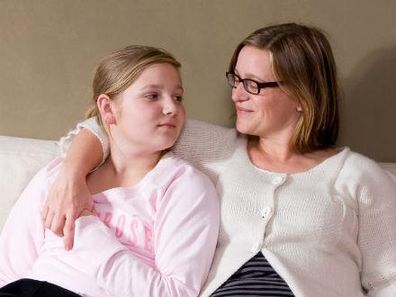 Khi con cái dậy thì - bài viết dành cho cha mẹ
