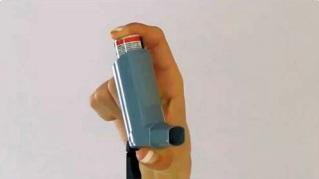 Giữ (ống thuốc) bình định liều MDI