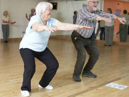 Tập thể dục điều độ là rất quan trọng trong điều trị loãng xương