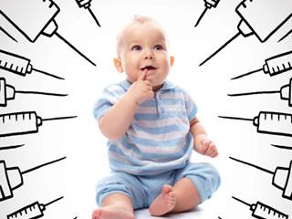 Tiem nhieu loại vắc xin cùng lúc cho trẻ có sao k