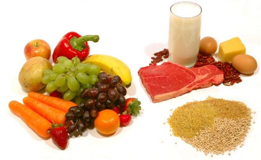 các loại chăm sóc dinh dưỡng