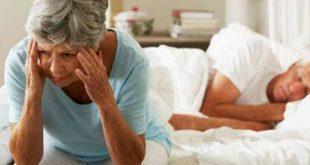 Những thay đổi giấc ngủ ở người cao tuổi