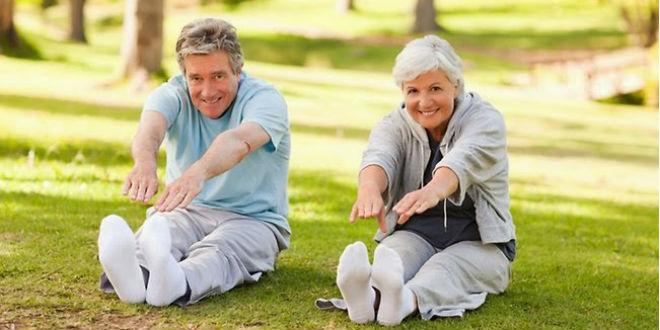 Thể dục và người lớn tuổi