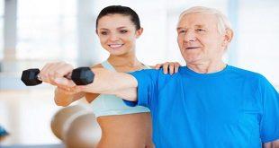 Các bài tập vận động phục hồi chức năng sau đột quỵ