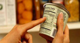Cách đọc nhãn ghi thành phần dinh dưỡng trên gói thực phẩm