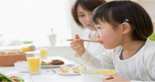 dinh dưỡng cho trẻ em ăn để khỏe