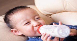 một số mối quan tâm khi nuôi trẻ bằng sữa công thức