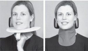 băng che cổ bảo vệ tuyến giáp