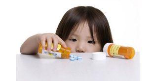 Đề phòng trẻ bị ngộ độc