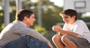 Nói chuyện với cha mẹ hoặc người lớn như thế nào?