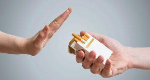 Từ bỏ thói quen hút thuốc