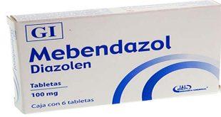 Mebendazol - Thuốc trị giun tròn đường ruột
