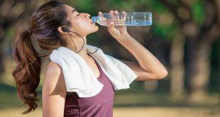 tầm quan trọng của việc uống nước khi luyện tập thể dục thể thao