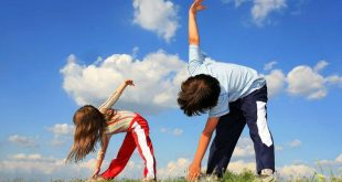 Tạo thói quen cho con trẻ tập thể dục thường xuyên