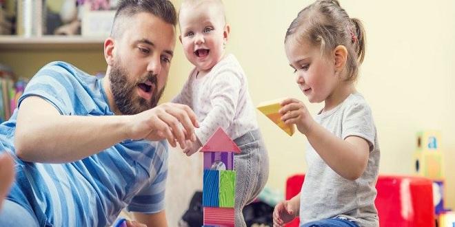 Học và chơi cùng bé từ 1 đến 3 tháng tuổi