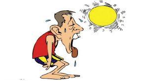 Sơ cứu say nắng
