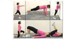 bài tập luyện thể lực trong 10 phút