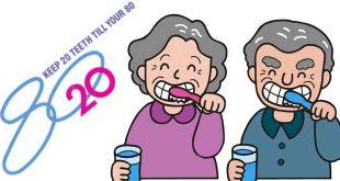 Các bài tập phục hồi chức năng vùng hàm mặt ở người lớn tuổi