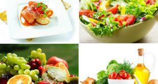 Lựa chọn chế độ ăn hợp lý đủ dinh dưỡng để giảm cân