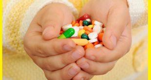 thuốc kháng sinh cho trẻ nhỏ