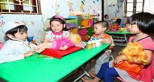 Giới thiệu chung về sự phát triển toàn diện của trẻ em