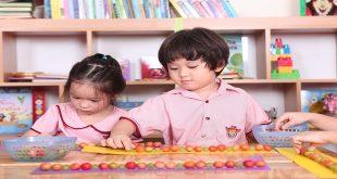 Sự phát triển nhận thức ở trẻ mẫu giáo