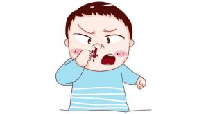 Chảy máu mũi ở trẻ em