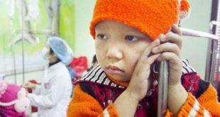 Chứng mệt mỏi trong ung thư ở trẻ em