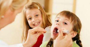 Đau miệng đau cổ họng hay loét ở miệng