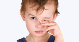Sơ cứu vết thương mắt ở trẻ em