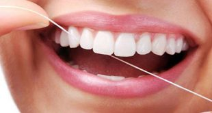 Cách giữ hàm răng trắng sạch