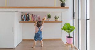 Giữ ngôi nhà bạn an toàn đối với trẻ