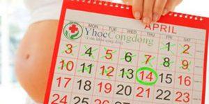 Làm gì khi thai quá ngày dự sinh?