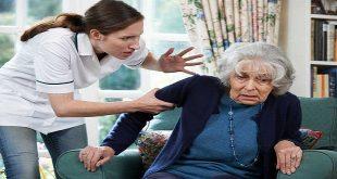 Ngược đãi người cao tuổi