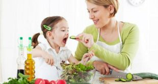 Dinh dưỡng cho trẻ suy yếu hệ miễn dịch