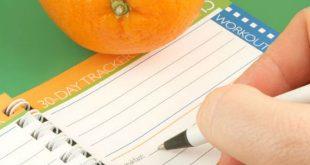 Lợi ích cua việc ghi nhật ký thực phẩm