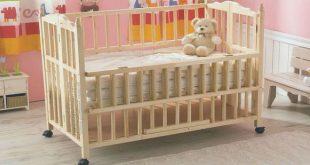 Lựa chọn giường cũi an toàn cho bé