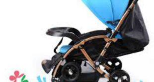 Lựa chọn xe đẩy an toàn cho bé