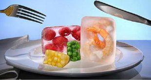 Cách làm đông và rã đông thức ăn trong ăn dặm